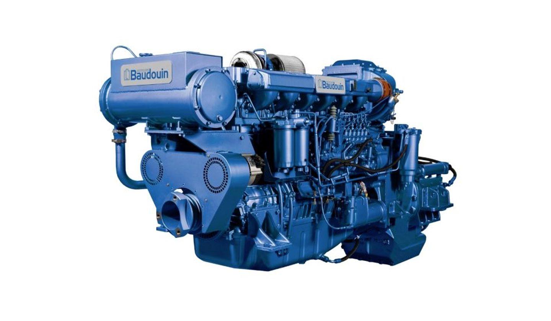 Baudouin Marine Generator